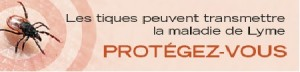 Maladie de LYME – Protégez-vous!